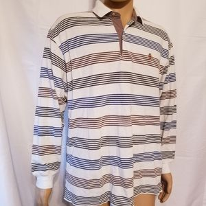 Tommy Hilfiger Striped polo shirt long sleeve